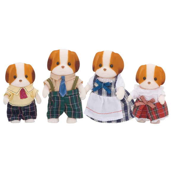 Sylvanian Families Chiffon Dog Family-5000-Animal Kingdoms Toy Store