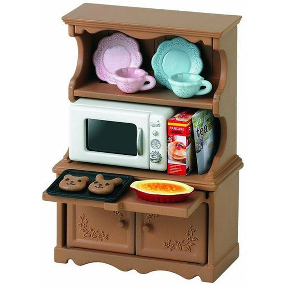 Sylvanian Families Cupboard With Oven - AnimalKingdoms.co.nz