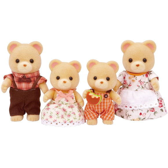 Sylvanian Families Bear Family-5059-Animal Kingdoms Toy Store