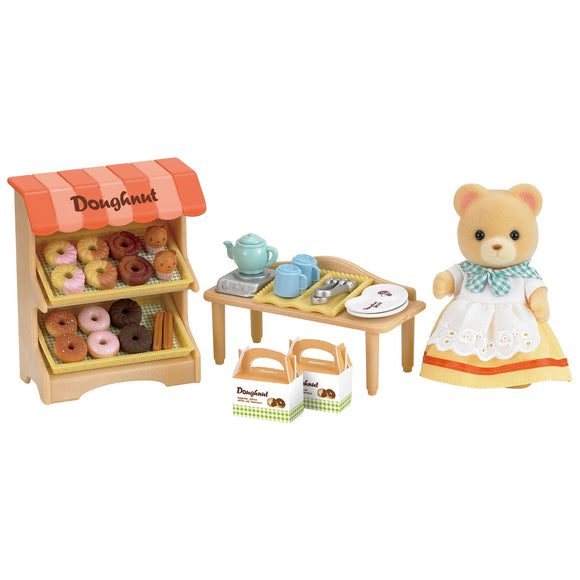 Sylvanian Families Doughnut Store - AnimalKingdoms.co.nz