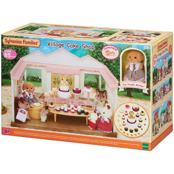 Sylvanian Families Village Cake Shop - AnimalKingdoms.co.nz