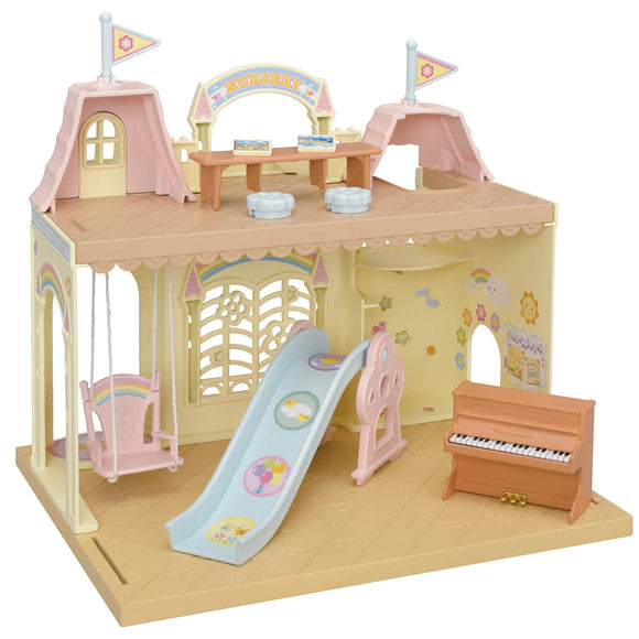 Sylvanian Families Baby Castle Nursery-5316-Animal Kingdoms Toy Store