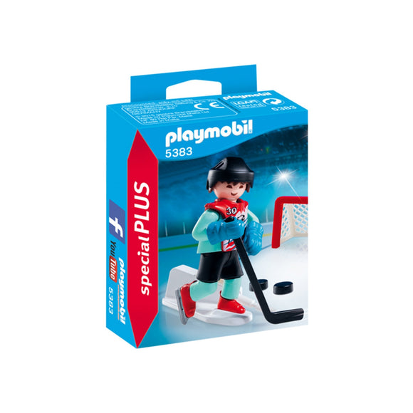 Playmobil Special Plus Ice Hockey Practice-5383-Animal Kingdoms Toy Store