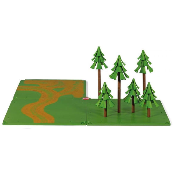 Siku World Farm Forest & Dirt Track Plates-SKU5699-Animal Kingdoms Toy Store