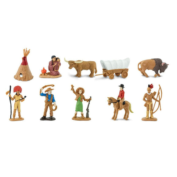 Safari Ltd Wild West Toob-SAF680904-Animal Kingdoms Toy Store