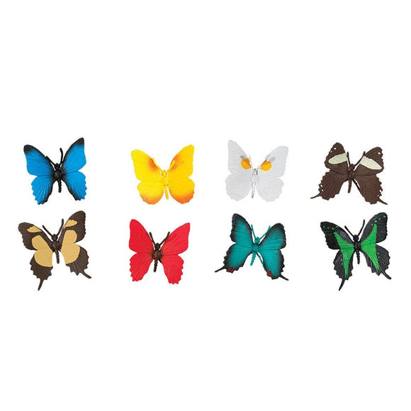 Safari Ltd Butterflies Toob-SAF684504-Animal Kingdoms Toy Store
