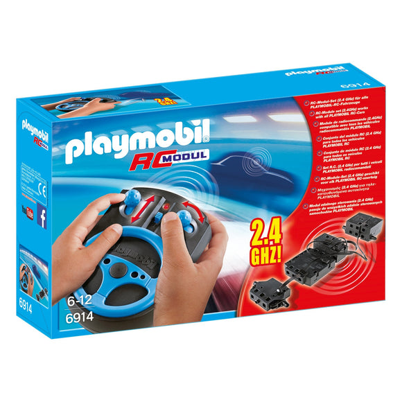Playmobil Remote Control Module Set 2.4GHZ-6914-Animal Kingdoms Toy Store