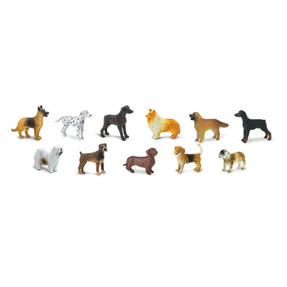 Safari Ltd Dogs Toob-SAF695504-Animal Kingdoms Toy Store