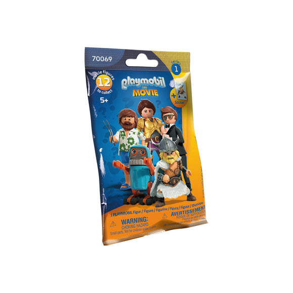 Playmobil The Movie Blind Bag-70069-Animal Kingdoms Toy Store