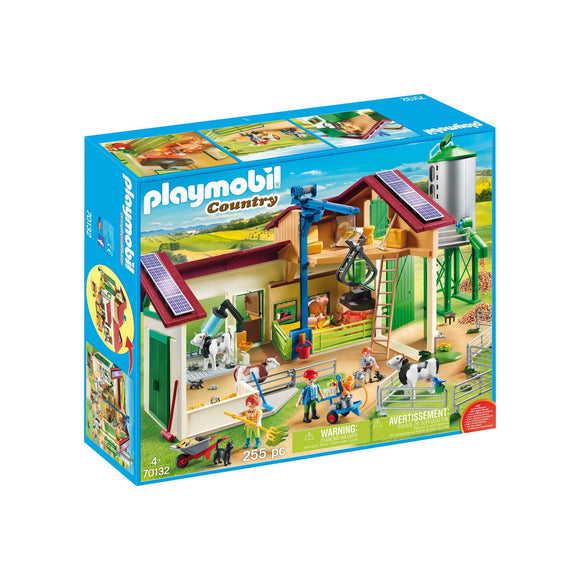 Playmobil Country Farm with Animals.