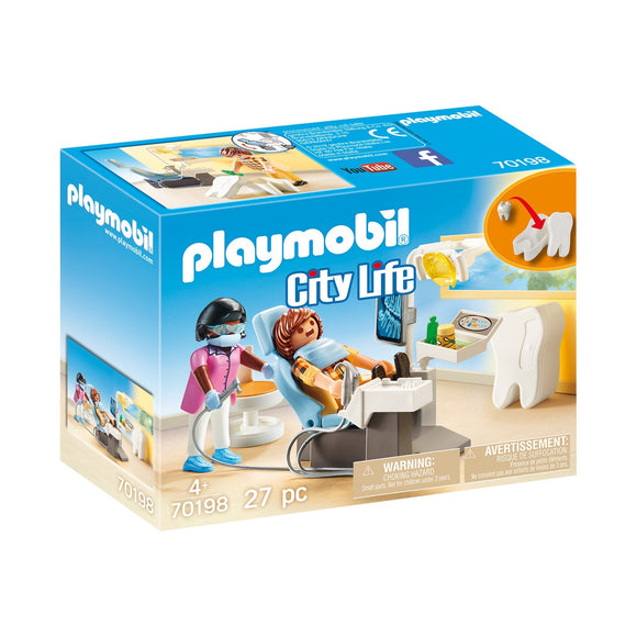 Playmobil Dentist-70198-Animal Kingdoms Toy Store