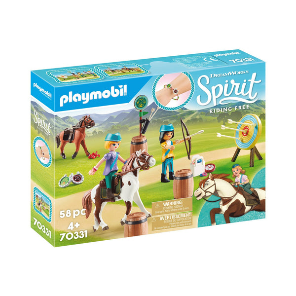 Playmobil Dreamworks Spirit Outdoor Adventure