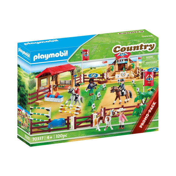 Playmobil Country Large Equestrian Tournament