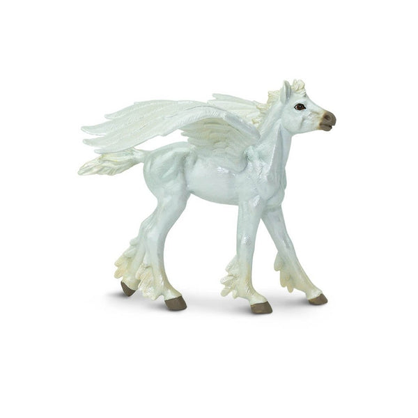 Safari Ltd Baby Pegasus-SAF803729-Animal Kingdoms Toy Store
