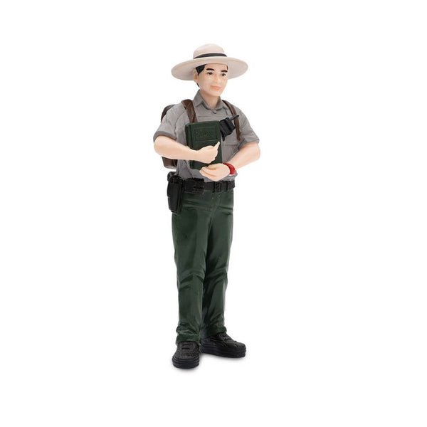 Safari Ltd Jim The Park Ranger - AnimalKingdoms.co.nz