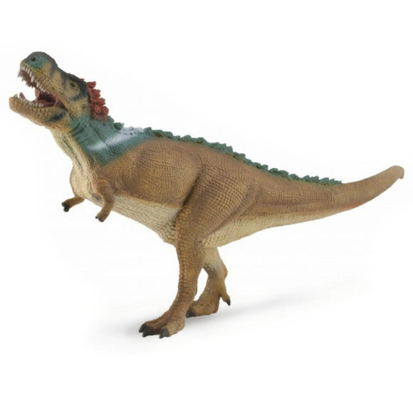 CollectA T-Rex Feathered Roaring Deluxe 1:40 Scale - AnimalKingdoms.co.nz