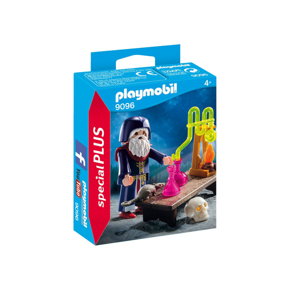 Playmobil Special Plus Alchemist with Potions Set