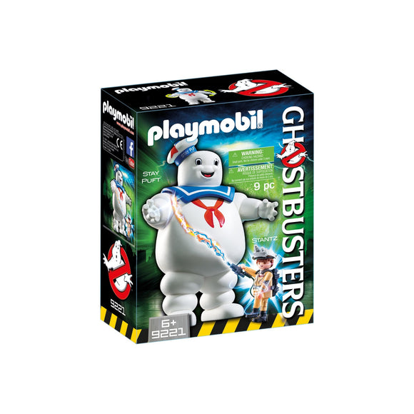 Playmobil Ghostbuster Stay Puft Marshmallow-9221-Animal Kingdoms Toy Store