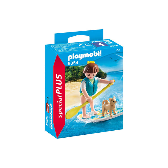 Playmobil Special Plus Paddleboarder-9354-Animal Kingdoms Toy Store