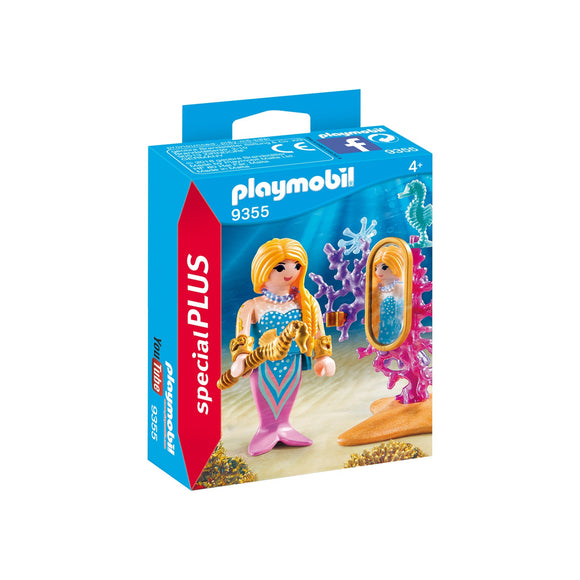 Playmobil Special Plus Mermaid-9355-Animal Kingdoms Toy Store
