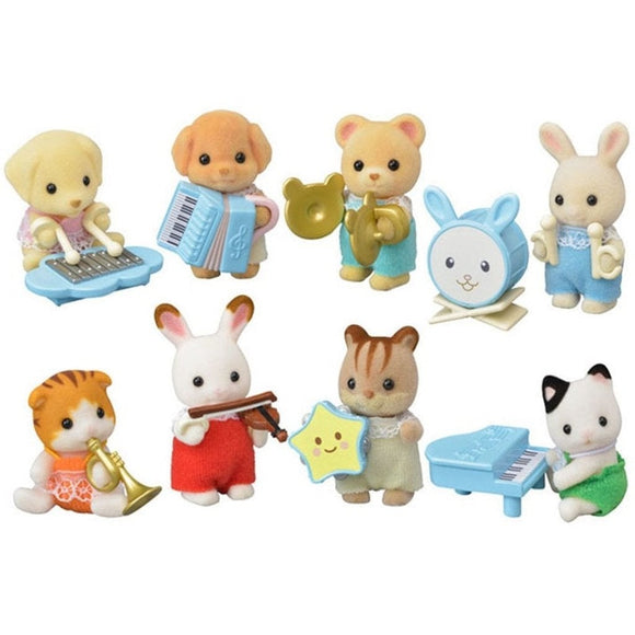 Sylvanian Families Baby Band Series-5321-Animal Kingdoms Toy Store