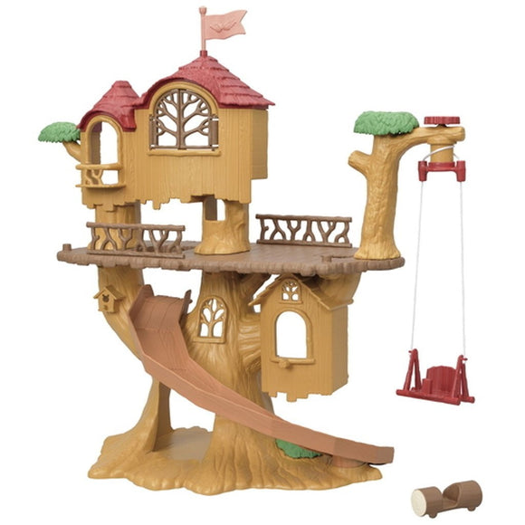 Sylvanian Families Adventure Tree House-5450-Animal Kingdoms Toy Store