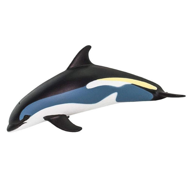 Safari Ltd Atlantic White-Sided Dolphin-SAF100366-Animal Kingdoms Toy Store