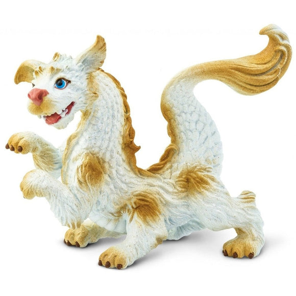 Safari Ltd Baby Luck Dragon - AnimalKingdoms.co.nz