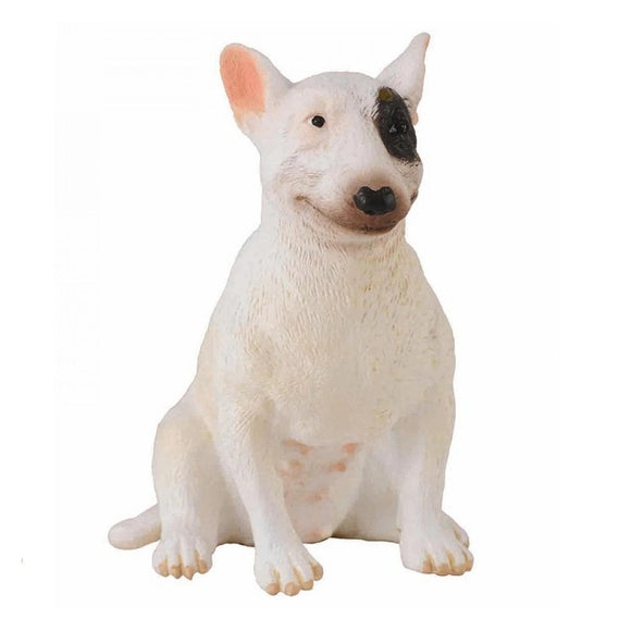 CollectA Bull Terrier Female - AnimalKingdoms.co.nz