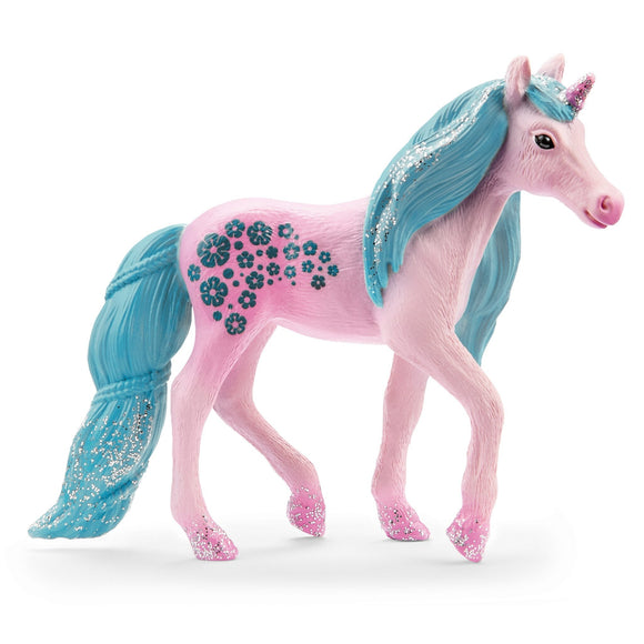 Schleich Elany Unicorn Foal-70596-Animal Kingdoms Toy Store