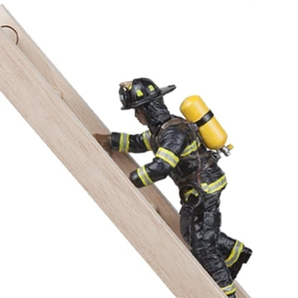 Papo Yellow Fireman climbing - AnimalKingdoms.co.nz