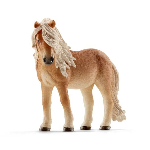 Schleich Icelandic Pony mare-13790-Animal Kingdoms Toy Store