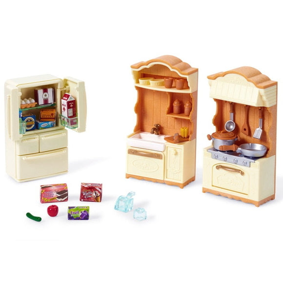 Sylvanian Families Kitchen Play Set - AnimalKingdoms.co.nz