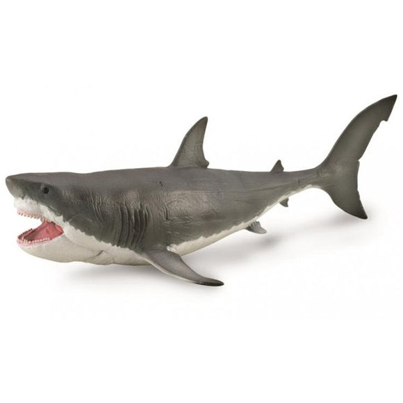 CollectA Megalodon 1:40 Scale-88887-Animal Kingdoms Toy Store