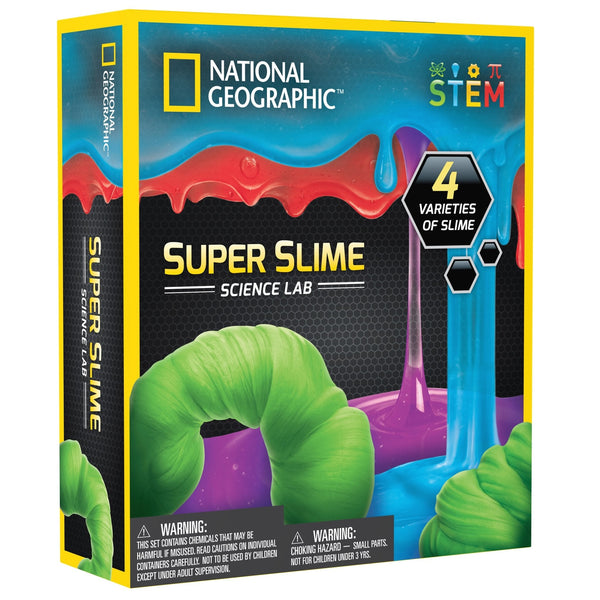 National Geographic - Super Slime Science Lab - AnimalKingdoms.co.nz