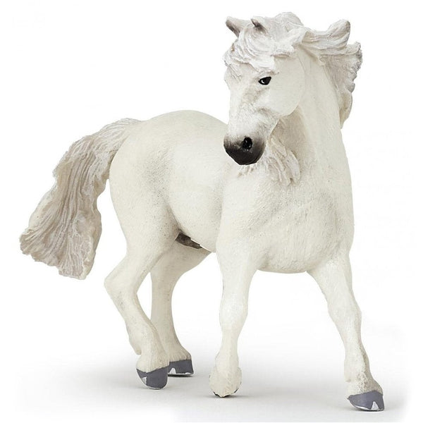 Papo Camargue White Mare-51543-Animal Kingdoms Toy Store