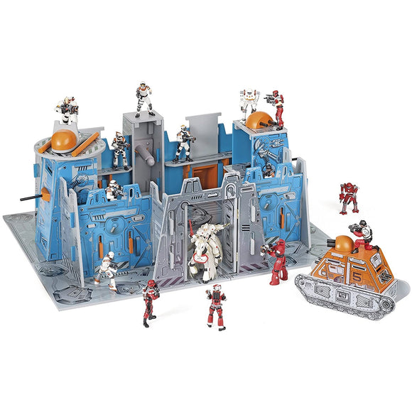Papo Galactic Fortress-60400-Animal Kingdoms Toy Store