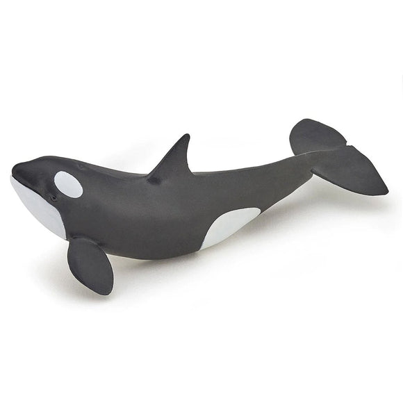 Papo Orca Killer Whale Calf - Sealife - AnimalKingdoms.co.nz