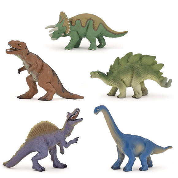 Papo Mini Dinos Pack A - AnimalKingdoms.co.nz