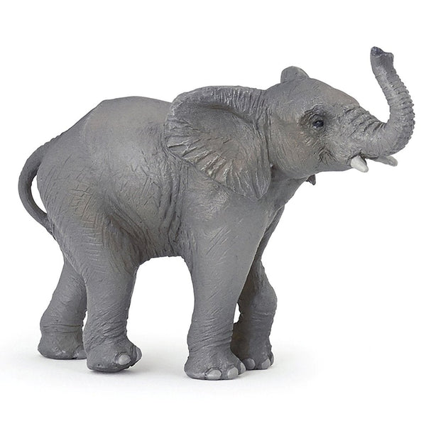 Papo Young Elephant-50225-Animal Kingdoms Toy Store