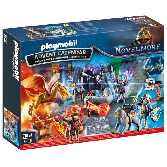 Playmobil Advent Calendar Battle for the Magic Stone - Pre Sale