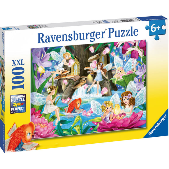 Ravensburger Magical Fairy Night Puzzle 100pc-RB10942-5-Animal Kingdoms Toy Store