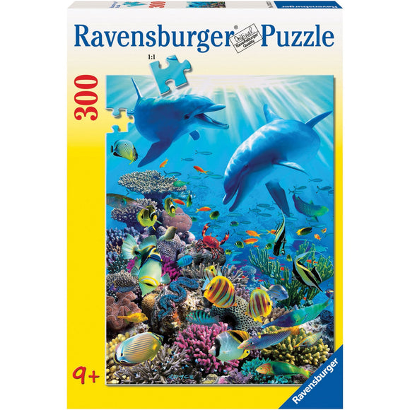 Ravensburger Underwater Adventure Puzzle 300pc - AnimalKingdoms.co.nz