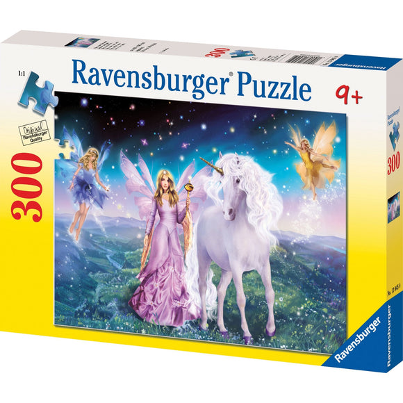 Ravensburger Magical Unicorn Puzzle 300pc-RB13045-0-Animal Kingdoms Toy Store