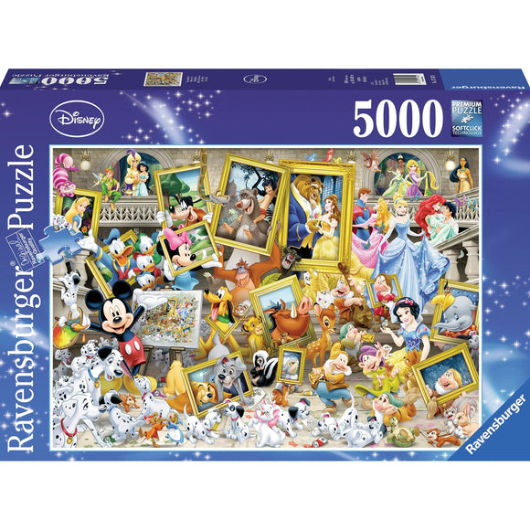 Ravensburger Disney Favourite Friends Puzzle 5000pc - AnimalKingdoms.co.nz