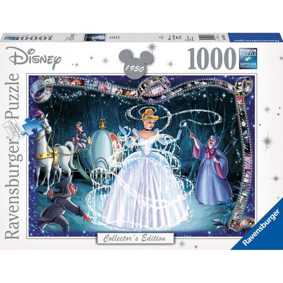 Ravensburger Disney Moments 1950 Cinderella 1000pc-RB19678-4-Animal Kingdoms Toy Store