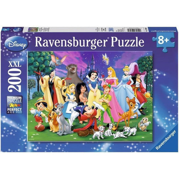 Ravensburger Disney Favourites Puzzle 200pc-RB12698-9-Animal Kingdoms Toy Store