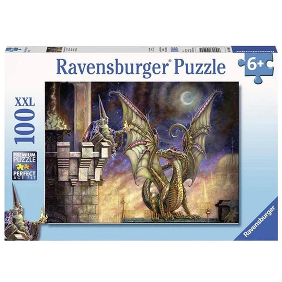 Ravensburger Gift of fire puzzle 100 pc-RB10405-5-Animal Kingdoms Toy Store