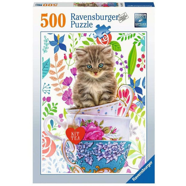Ravensburger Kitten in a cup 500pc