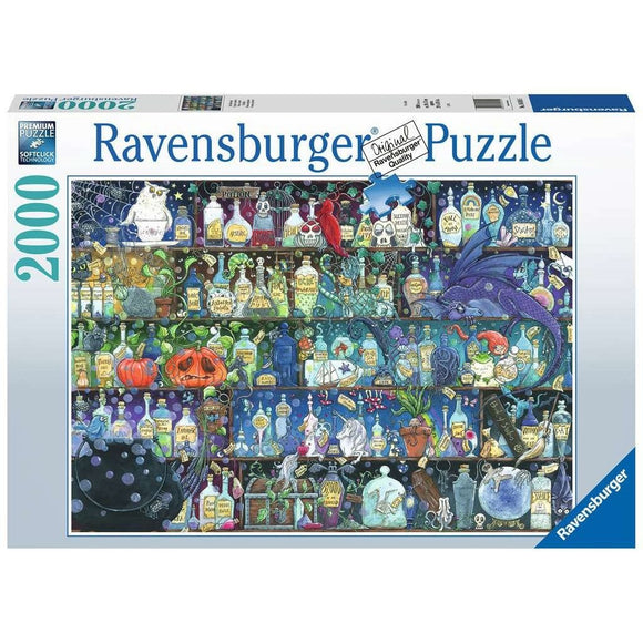 Ravensburger Poisons and Potions 2000 pc-RB16010-5-Animal Kingdoms Toy Store